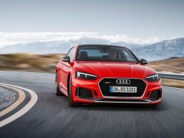 Audi RS 5 - šťastný konec osmiválcové éry