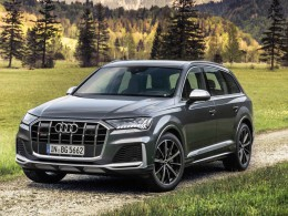 Audi SQ7 a SQ8 dostanou nový motor V8 4.0 TFSI o výkonu 507 koní