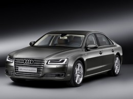 Audi vyrobí jen 50 ks modelu A8 s motorem W12