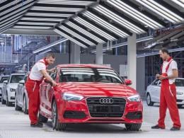 Audi zahájila výrobu v novém závodě v Maďarsku