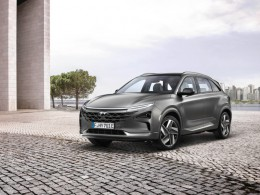 Auta na Olympiádě 2018: přehlídka futuristických technologií v akci