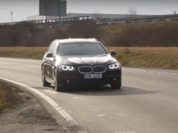Test ojetiny: BMW 530d xDrive – Dálniční žehlička kilometrů (video)