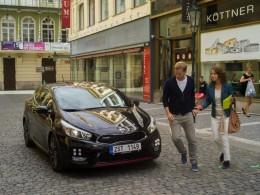 Automobily Kia si zahrají ve filmu Karla Janáka