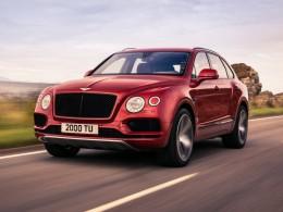 Bentley Bentayga dostane sportovní osmiválec