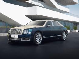 Bentley Mulsanne Hallmark Series by Mulliner - individuální luxus