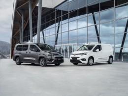 Berlingo, Combo a Rifter mají nového sourozence Toyotu Proace City