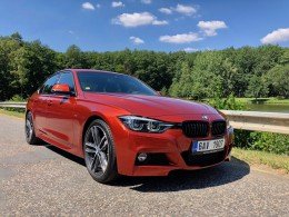 BMW 330d M Sport Shadow Edition - Naděje žije!