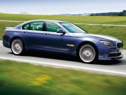 BMW Alpina B7 Biturbo i s pohonem všech kol