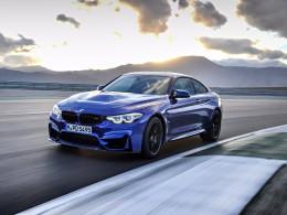 BMW M4 CS - výkon 460 koní a spotřebu 8,4 litrů
