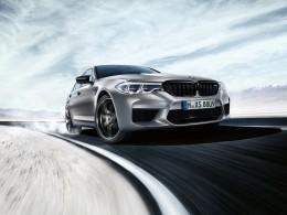BMW M5 Competition umí stovku za 3,3 sekundy a ekology nepotěší