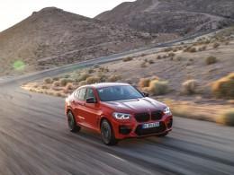 BMW přestavilo modely X3 a X4 ve verzi M Competition
