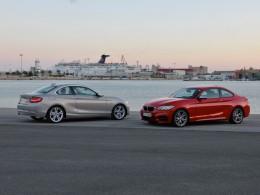 BMW řady 2 Coupé pořídíte od 775.000 Kč