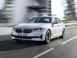 BMW řady 5 prodělalo omlazení, poznáte změny?