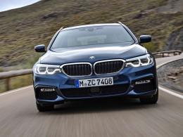 Video: BMW 5 Touring se chlubí praktičností, Škoda může závidět