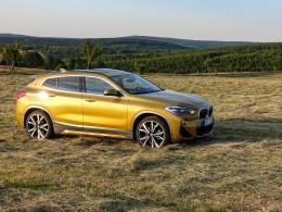 BMW X2 25d xDrive - Více stylu, méně BMW