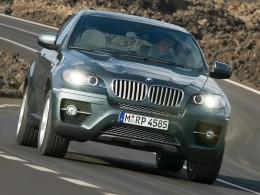 BMW X6 dostalo osm stupňů a silnější šestiválce