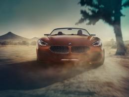 Bude takto vypadat nové BMW Z4? Koncept je dost dobrý