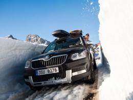 Jak se chovat při namrzlé vozovce, jak zvládnou smyk a co je černý led?