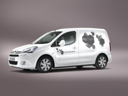 Citroën Berlingo Electric - užitkáč na elektřinu