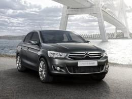 Citroën C-Elysée - levný sedan z Francie v ČR