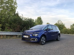 Test: Vstříc pohodě! Citroën Grand C4 SpaceTourer 2.0 BlueHDi 163