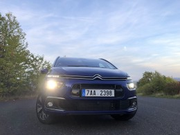Vstříc pohodě! Citroën Grand C4 SpaceTourer 2.0 BlueHDi 163