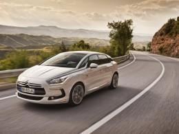 Citroën DS5 - nové fotografie