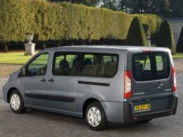 Citroën Jumpy Family- nejvyšší výbava od 449 900,- bez DPH