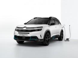 Citroën uvádí nový model C5 Aircross Hybrid. Co vše nabídne?