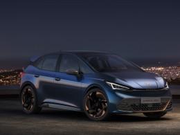 Cupra představila elektromobil el-Born s dojezdem až 500 km