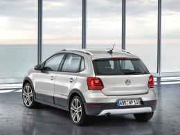 Další Polo... Tentokrát Volkswagen Cross Polo