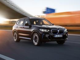 Elektrické BMW iX3 slibuje stovku za 6,8 s a dojezd 460 km