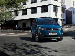 Elektrický Peugeot e-Rifter je tady a chlubí se dojezdem až 280 km