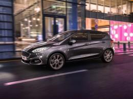 Mild-hybridní Ford Fiesta dostala sedmistupňový automat a bude jezdit za pět litrů