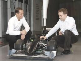 F1: Schumacher se vrac�!