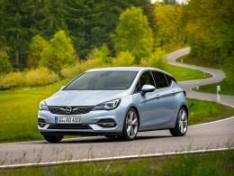 Facelift Opel Astra 2019 - nové motory, aerodynamika, sportovní podvozek nebo špičkové technologie