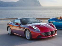 Ferrari California T obouv� tak� pneumatikami Bridgestone