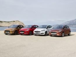 Ford Fiesta nové generace přijíždí rovnou ve čtyřech různých verzích