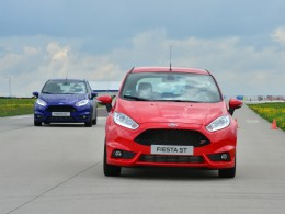 Ford Fiesta ST je podle TopGearu autem roku 2013