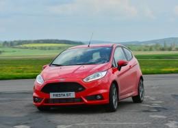 Ford Fiesta ST posbírala 22 ocenění