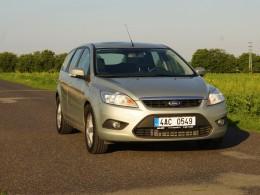 Ford Focus II (2005-2011) - od extravagance k nudě