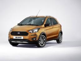 Ford KA+ nově jako crossover v provedení Active