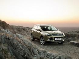 Nový Ford Kuga bude globálním modelem