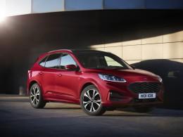 Ford Kuga - nová generace je tady a víme o ní všechno