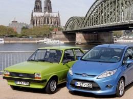 Ford v Kolíně nad Rýnem vyrobil již šest milionů Fiest