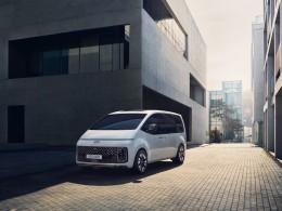 Futuristické MPV Hyundai Staria můžete mít v garáži ještě letos