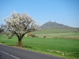 Házmburk - brána do českého středohoří - TIP na výlet