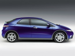 Honda Civic 5D s novou výbavou GT