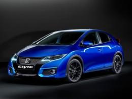 Honda Civic v novém, oficiální fotografie a informace