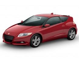 Honda CR-Z je první sériový hybrid s manuálem